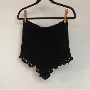 NEVER WORN!! Forever 21 Tassel Shorts, Comfy